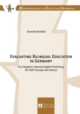 Evaluating Bilingual Education in Germany, Dominik Rumlich
