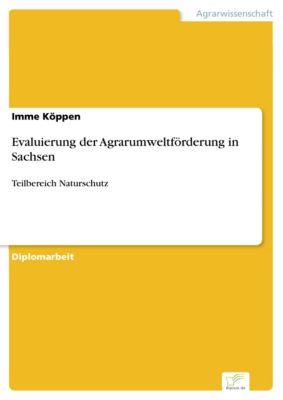 Evaluierung der Agrarumweltförderung in Sachsen, Imme Köppen