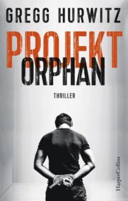 Evan Smoak: Projekt Orphan, Gregg Hurwitz