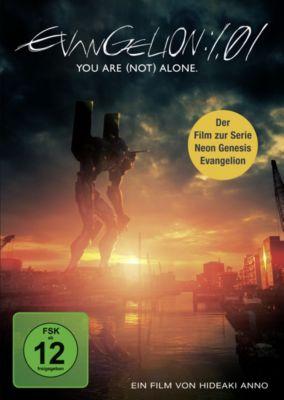 Evangelion: 1.01 - You Are (Not) Alone, Evangelion 1.01 (Amaray)