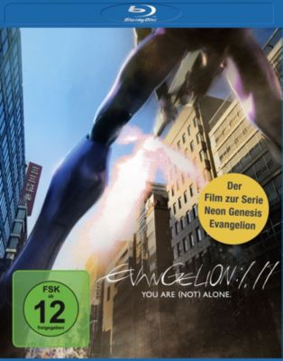 Evangelion: 1.11 - You Are (Not) Alone, Hideaki Anno