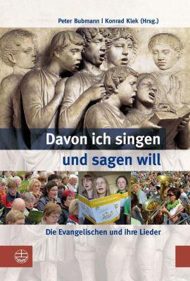 Evangelische Verlagsanstalt GmbH: Davon ich singen und sagen will