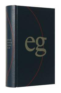 Evangelisches Gesangbuch (EG 26) - Grossdruckausgabe Kunstleder blau