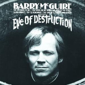 Eve Of Destruction, Barry Mcguire