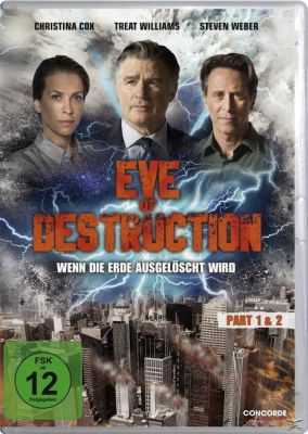 Eve of Destruction - Wenn die Erde ausgelöscht wird, Treat Williams, Christina Cox