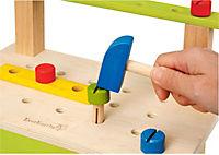 EverEarth - Große Werkbank mit Werkzeugen - Produktdetailbild 3