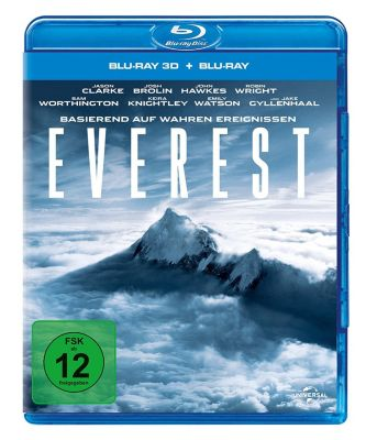 Everest - 3D-Version, Josh Brolin,Sam Worthington Jason Clarke