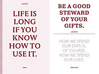 Every Day a Word Surprises Me & Other Quotes by Writers - Produktdetailbild 2