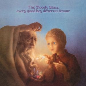 Every Good Boy Deserves Favour, The Moody Blues