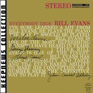 Everybody Digs Bill Evans (Keepnews Collection), Bill Evans