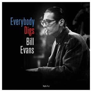 Everybody Digs (Blaues Vinyl), Bill Evans