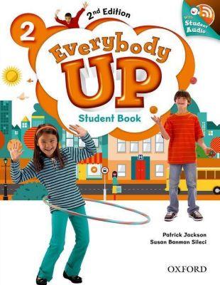 Everybody Up 2. Student Book with Audio CD Pack, Patrick Jackson, Susan Banman Sileci, Charles Vilina, Kathleen Kampa