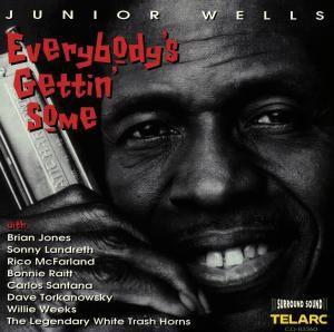 Everybody'S Gett./Stereo Surro, Junior Wells
