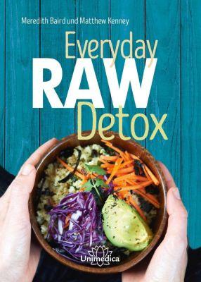 Everyday Raw Detox, Meredith Baird, Matthew Kenney