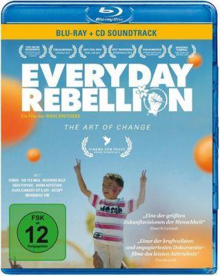 Everyday Rebellion, Andy Bichlbaum, Mike Bonanno, Srdja Popovic