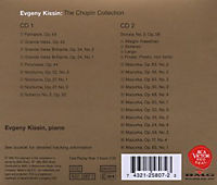 Evgeny Kissin Plays Chopin/The Ultimate Collection - Produktdetailbild 1