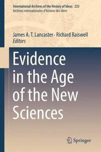 Evidence in the Age of the New Sciences