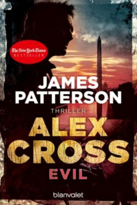 Evil - Alex Cross 20, James Patterson