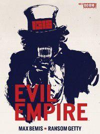 Evil Empire: Evil Empire, Issue 2, Max Bemis