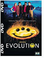 Evolution, Don Jakoby, David Diamond, David Weissman