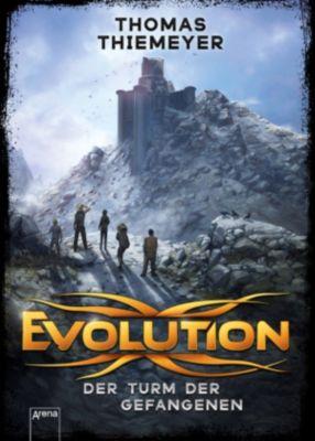 Evolution (2). Der Turm der Gefangenen, Thomas Thiemeyer
