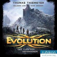 Evolution - Der Turm der Gefangenen, MP3-CD, Thomas Thiemeyer