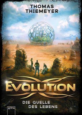 Evolution - Die Quelle des Lebens, Thomas Thiemeyer