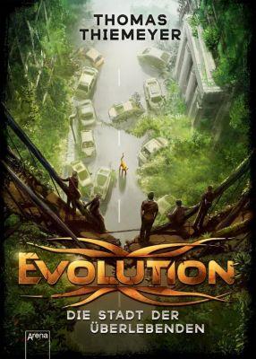 Evolution - Die Stadt der Überlebenden, Thomas Thiemeyer