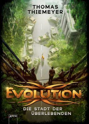 Evolution. Die Stadt der Überlebenden, Thomas Thiemeyer