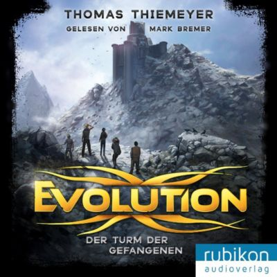 Evolution: Evolution (2). Der Turm der Gefangenen, Thomas Thiemeyer