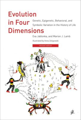 Evolution in Four Dimensions, Eva Jablonka, Marion J. Lamb