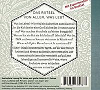 Evolution oder das Rätsel von allem, was lebt, 3 Audio-CDs - Produktdetailbild 1