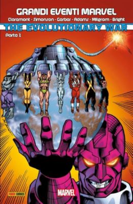 Evolutionary War: Evolutionary War 2 (Grandi Eventi Marvel), Chris Claremont, Walter Simonson, Arthur Adams, Mark Bright, Steve Gerber, Al Milgrom