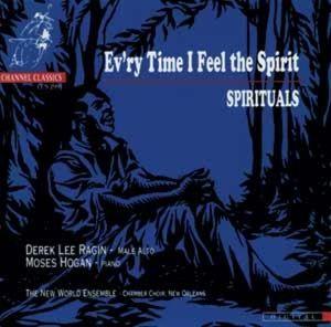 Ev'Ry Time I Feel The Spirit, D.L. Ragin, M. Hogan, New World