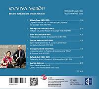 Evviva Verdi!-Belcanto Flute Arias - Produktdetailbild 1