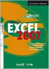 Excel 2007 Basis, m. CD-ROM, Lutz Hunger