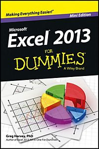 excel for dummies pdf 2016