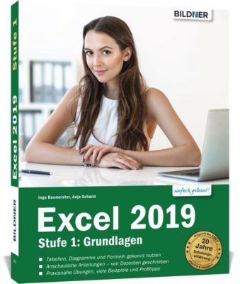 Excel 2019 - Stufe 1: Grundlagen -  pdf epub
