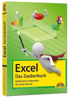 Excel - Das Zauberbuch, Jens Fleckenstein, Walter Fricke, Boris Georgi