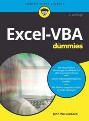 Excel-VBA für Dummies - John Walkenbach |