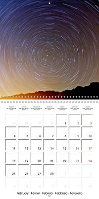 Exciting Universe (Wall Calendar 2019 300 × 300 mm Square) - Produktdetailbild 2