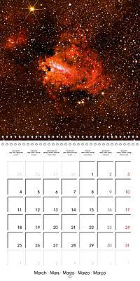 Exciting Universe (Wall Calendar 2019 300 × 300 mm Square) - Produktdetailbild 3
