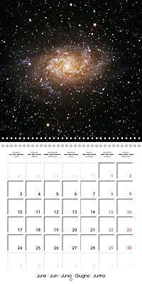 Exciting Universe (Wall Calendar 2019 300 × 300 mm Square) - Produktdetailbild 6
