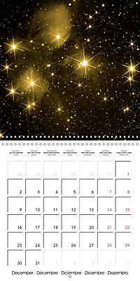 Exciting Universe (Wall Calendar 2019 300 × 300 mm Square) - Produktdetailbild 12