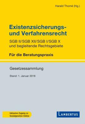 Existenzsicherungs- und Verfahrensrecht, Harald Thomé