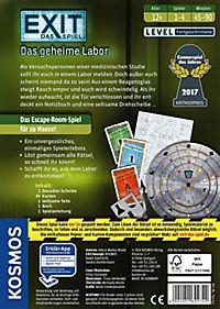 Exit - Das Spiel, Das geheime Labor (Spiel) - Produktdetailbild 4