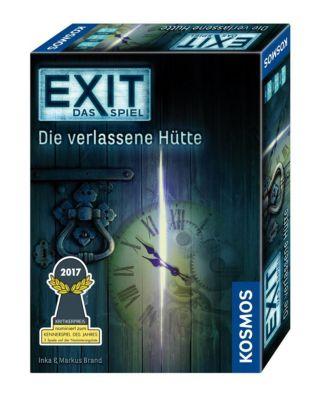 Exit - Das Spiel, Die verlassene Hütte (Spiel), Inka Brand, Markus Brand