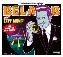 Exit Mundi, 2 Audio-CDs, Maarten Keulemans