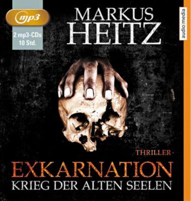 Exkarnation Band 1: Krieg der Alten Seelen (2 MP3-CDs) - Markus Heitz |