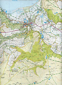 Exmoor 1 : 25 000 - Produktdetailbild 2